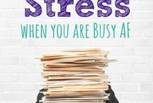 Stress Less / Stress Less Tips | Stress Symptoms | Stress Management | How to Deal with Stress | Stress Free | Reduce Stress