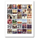 Canvas Instagram / Choice of 40 layouts & sizes