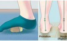 ayak ağrısı giderme