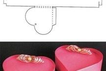 forme di scatoline