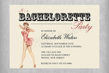 Inviting Invites / Invitation ideas from The Artful Bachelorette - www.theartfulbachelorette.com
