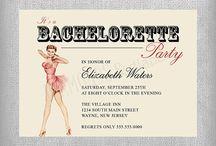 Inviting Invites / Invitation ideas from The Artful Bachelorette - www.theartfulbachelorette.com