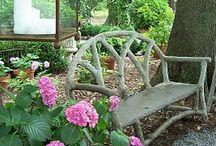 Outdoor Decor'& Garden~🌳⛲️ / by Kathy Baxter Gautier