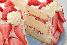 CAKES ~ TARTS