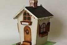 Papercrafting - Home Sweet Home