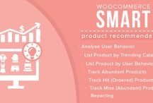 WooCommerce Smart Product Recommendation / Recommendation of product is never gonna easy before.  Shop Owners always looking and trying to approach a tool or anything tricky which notifies him about the behavior of customers who visits their online shop. And the reason behind this is quite simple, i.e., BOOST sale exponentially.
