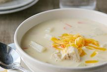 Soups / by Kimberly Kehm