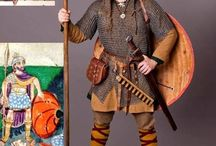 Slavic warriors