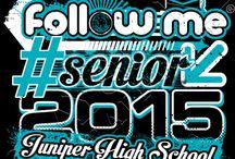 senior tshirts