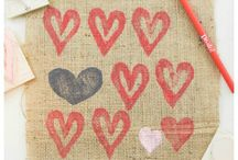 How To | Valentine's Crafts / All things Valentine!