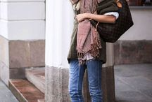Herbst Winter outfit