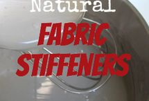 fabric stifferner diy