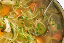Winter Broth Soups :)