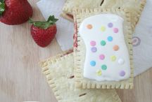 Kids In The Kitchen / These are simpler recipes that I'd love to try with my brood