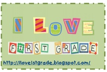 First Grade / by Kristina Connally