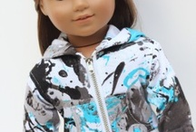 American Girl Dolls / by Cindy Kirchoff