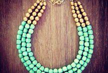 Gold series jewelery ideabs