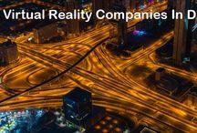 few of the top virtual reality content development companies in Dubai.