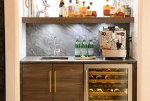 bar corner