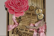 Vintage Inspired Cards / by Sandi MacIver  - Stampin Up - Stamping with Sandi