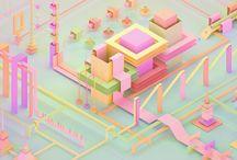 3D_abstrakcja