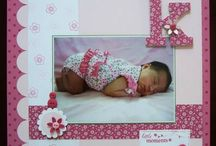 Scrapbook Pages / by Melodi Dulyea
