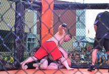 MMA Action at Remington Park!