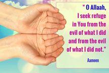 Du'a  (Supplication)