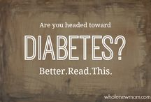Diabetes / by Bamma Tuate