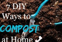 Things for the Garden / Growing organically, composting, tips, fertilizing, etc.
