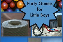 Birthday party ideas / by Kelly Nimmo