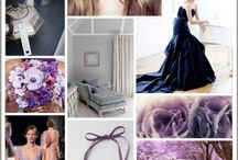 Wedding Inspiration Boards That Rock / We love wedding inspiration boards! They're a fabulous way to visualize your wedding colors, style and themes.