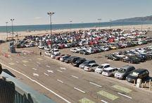 Santa Monica pier / Shots