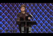 Joyce Meyer teaching