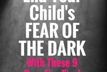 Afraid Of The Dark Kids