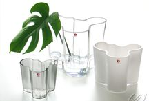 Finnish glass and poslin/ Suomalaista lasia ja posliinia / You can collect Finnish design to yourself or you can give it to your foreign friends as a present.