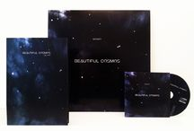 "12"" vinyl album / Album: Beautiful Cosmos. Release: Limited edition 12"" double vinyl with cd & booklet."