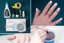 Nails, Hair, and Make up