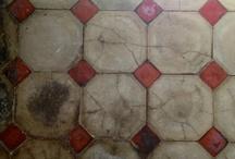 Floors I stepped on