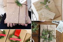 gaveinnpakning