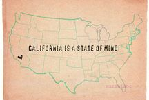 peace, love & CaLiFoRniA! / Proud to be born and raised a Californian! / by Karen Harlan