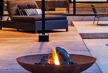 Outdoor Living / Get some ideas for the ideal outdoor living space, from summerhouses too fire pits. Create your perfect garden to suit your lifestyle.  #garden #outdoor #livingspace
