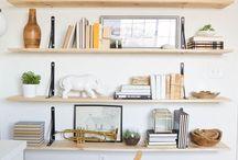 Home decor / Shelves