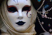 маски. карнавал