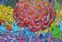 Graffiti Thinking / by Marcos Stafne