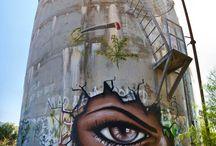 Rebel Street Art / Street art