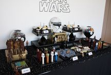 Star Wars Inspired Party Inspiration