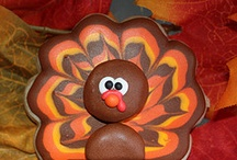 COOKIES: thanksgiving / by DeAnna Neville