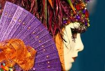 Orange & Purple Treasures