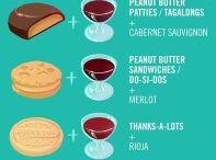 General Food Pairings